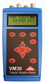 Máy đo rung động cầm tay VM30-W