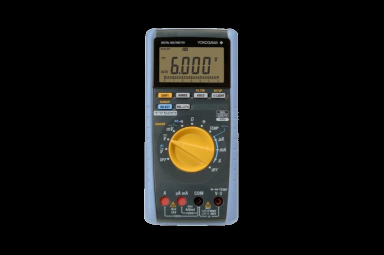 Đồng hồ vạn năng chỉ thị số YOKOGAWA TY520   DBM Store